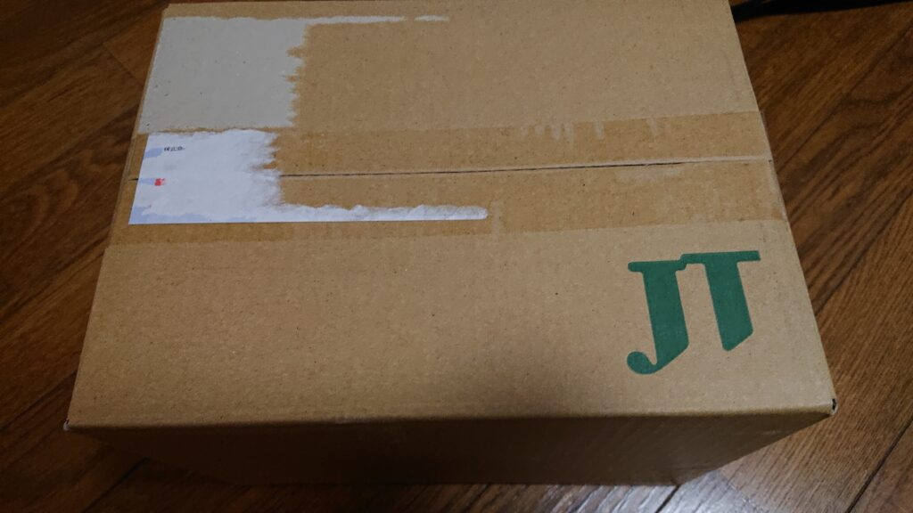 JT優待箱